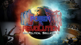 POWER & REVOLUTION - Geopolitical Simulator 4
