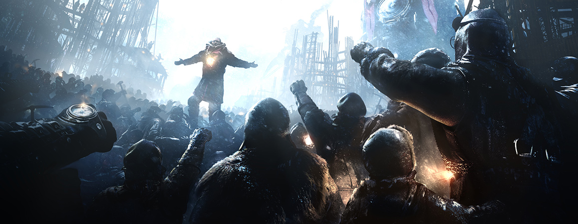 Frostpunk 2018 Game Wallpapers: PC - Steam