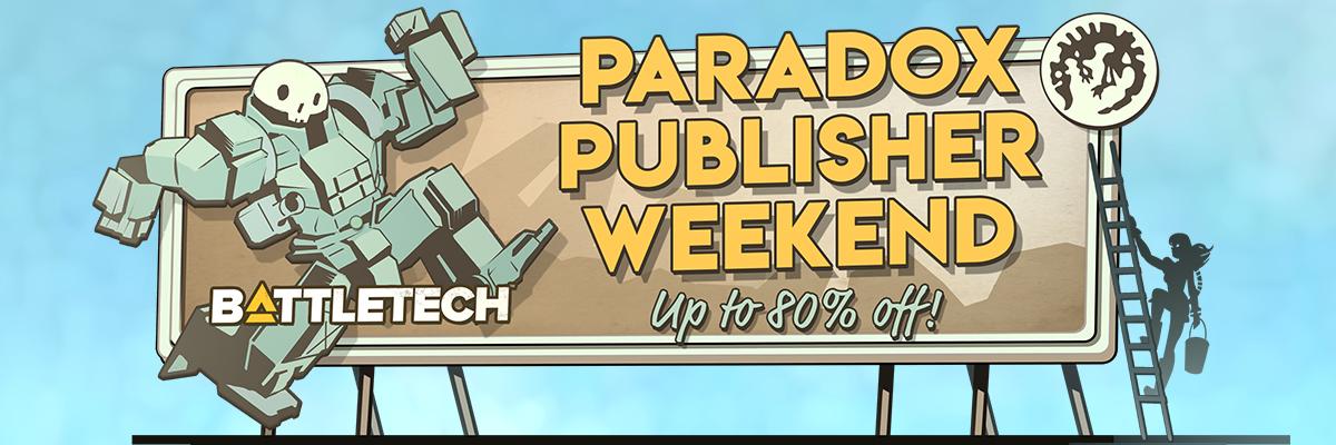 Battletech: Paradox Promotion