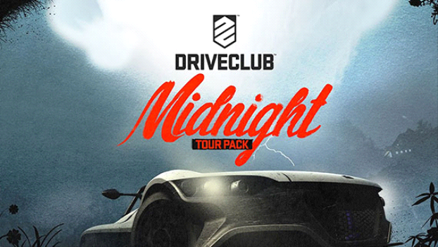 DRIVECLUB - Midnight Tour Pack | PSN - PS4 | Game Keys