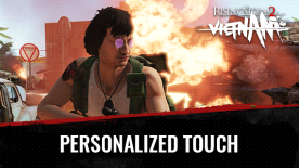 Rising Storm 2: Vietnam - Personalized Touch DLC