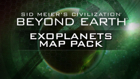 Sid Meier's Civilization®: Beyond Earth™ - Exoplanets Map Pack DLC