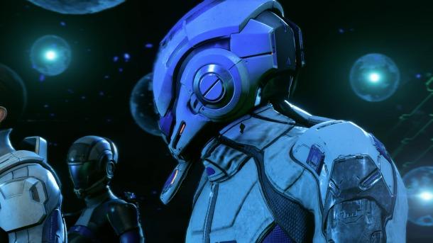 Mass Effect - Liam