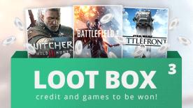 Triple Loot Box
