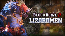 Blood Bowl 2 - Lizardmen