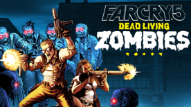 Far Cry 5 Dead Living Zombies Uplay Steam Game Keys
