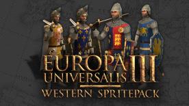 Europa Universalis III: Western AD 1400 SpritePack