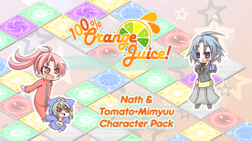 100% Orange Juice: Nath & Tomato+Mimyuu Character Pack