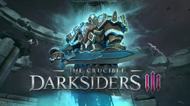 Darksiders III - The Crucible DLC