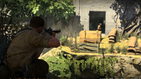 Sniper Elite III - Save Churchill Part 2: Belly of the Beast