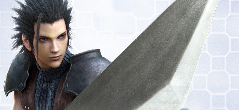 Final Fantasy Character - Zack Fair