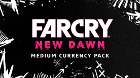 Far Cry New Dawn Credits Pack - Medium (PS4)