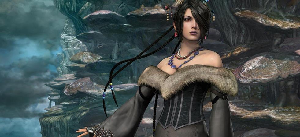 Final Fantasy Character - Lulu