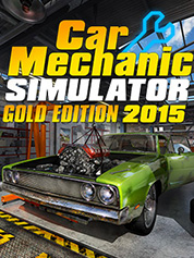 Car Mechanic Simulator Gold