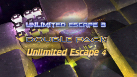 Unlimited Escape 3 & 4 Double pack