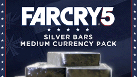 Far Cry 5 Silver Bars - Medium Pack