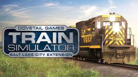 Train Simulator: Salt Lake City Route Extension Add-On