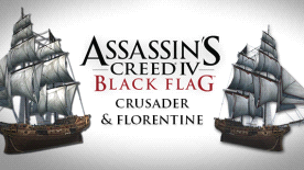 Assassin's Creed IV Black Flag Crusader & Florentine