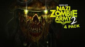 Sniper Elite: Nazi Zombie Army 2 - 4 Pack