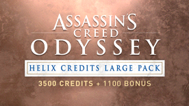 Assassin's Creed Odyssey Helix Credits Large Pack