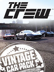 The Crew DLC 4 - Vintage Car Pack