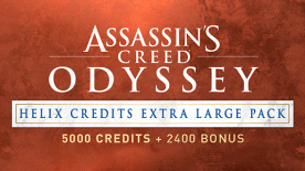 Assassin's Creed Odyssey Helix Credits XL Pack