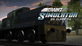 Trainz Simulator: BR Class 14