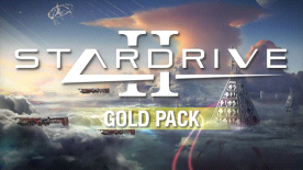 Stardrive 2: Gold Pack