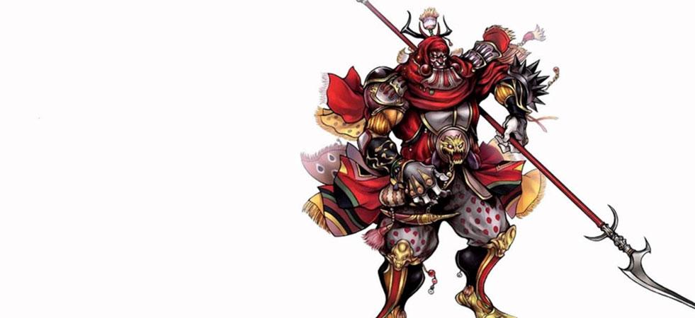 Final Fantasy Character - Gilgamesh