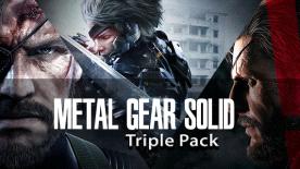 Metal Gear Triple Pack