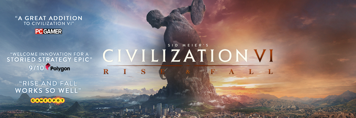 Civilization VI: Rise and Fall Expansion