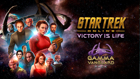 Star Trek Online - Gamma Vanguard Pack