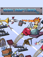 http://www.greenmangaming.com - Contraptions 9.99 USD