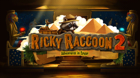 Ricky Raccoon 2 - Adventures in Egypt