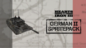 Hearts of Iron III - German Sprite Pack 2