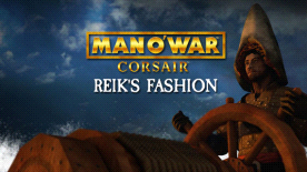 Man O' War: Corsair - Reik's Fashion DLC