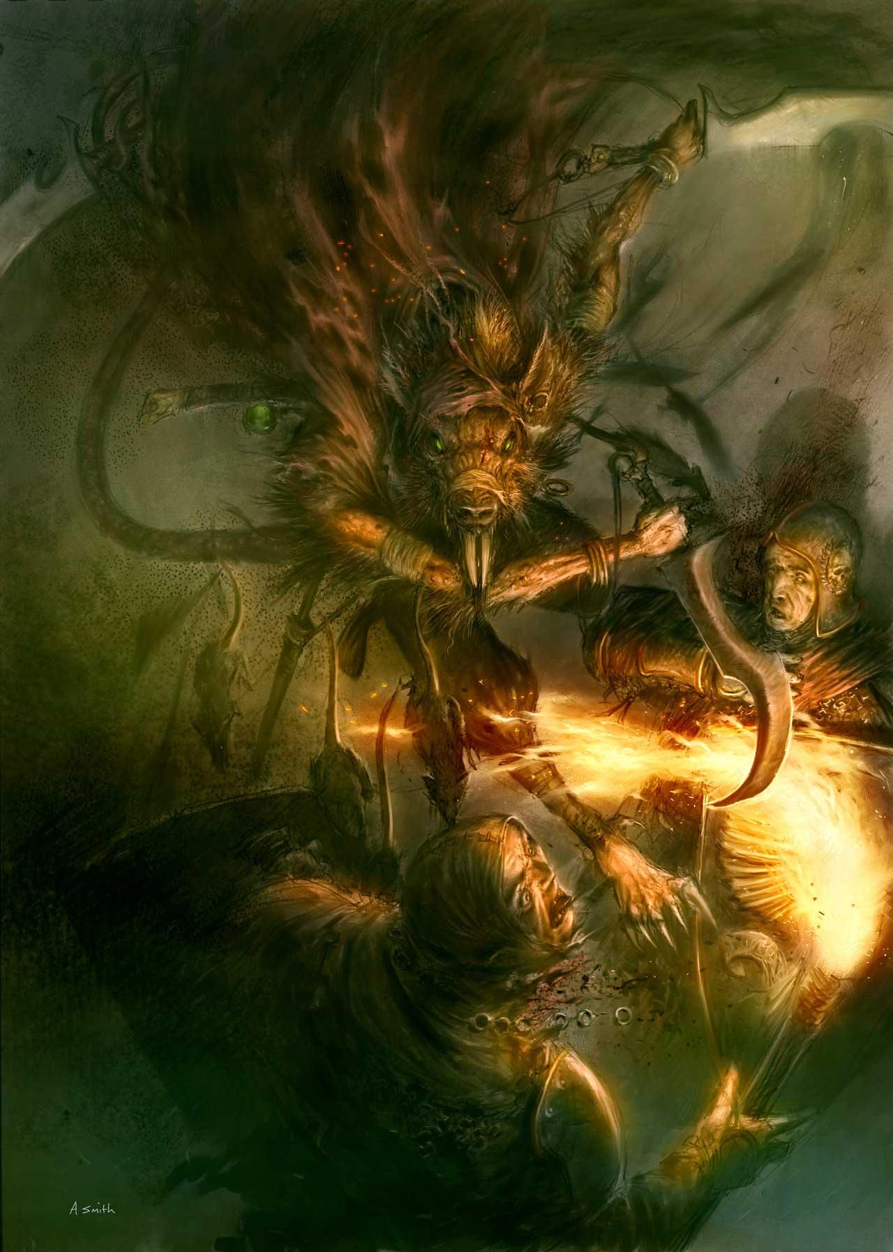 Skaven - Deathmaster Snikch