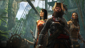 Assassin's Creed IV Black Flag Multiplayer Characters Pack: Blackbeard's Wrath