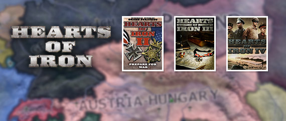Hearts of Iron Titles - up to 75%