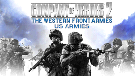 Company of Heroes 2  The Western Front Armies - US Forces