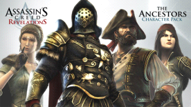 Assassin's Creed Revelations: Ancestors Character