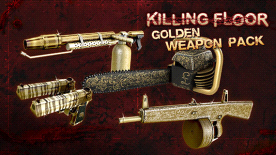 Killing Floor: Gold Weapon Pack 2