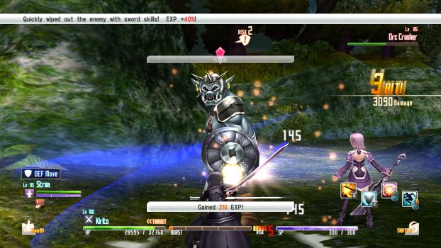 Sword Art Online Re: Hollow Fragment | PC - Steam | Game Keys