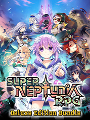 Super Neptunia RPG - Deluxe Edition Bundle