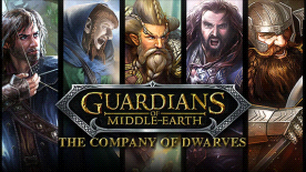 Guardians of Middle Earth - The Company of Dwarves