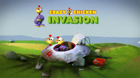 Crazy Chicken Invasion