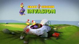Crazy Chicken Invasion