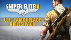 Sniper Elite III - U.S. Camouflage Rifles Pack