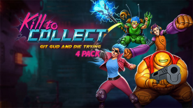 Kill to Collect - 4 pack