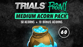Trials Rising - Medium Acorns Pack